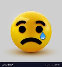 Crying Sad Emoticon Emoji Smiley Social Network