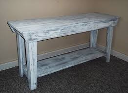 Sofa perfect distressed sofa table ideas Distressed Dining Tables