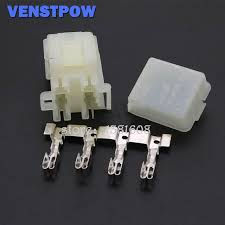 5pcs 2 way bx2023 car fuse box with 4pcs terminal for medium fuse 4 way consumer unit at 2 Way Fuse Box