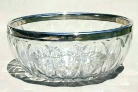 glass serving bowls ceramic serving bowls with glass lids