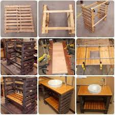 pallet furniture projects. 25 beautiful cheap pallet diy storage projects to realize with ease homesthetics and crafts furniture a