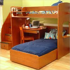 Diy Loft Bed Plans With Stairs And Desk bunk bed with desk plans