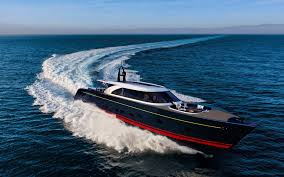25m Design Eco Tender First Perini Navi 25m Support Yacht Launched