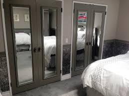 sliding mirror closet doors makeover. Sliding Mirror Closet Doors Makeover