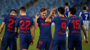 Find atlético de madrid vs real sociedad result on yahoo sports. Real Sociedad Vs Atletico Madrid Game Report December 22 2020 La Pelotita