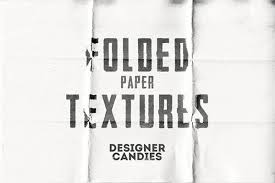 This plastic wrap texture mockup might appear simple at first glance, but a closer look at its detailed design is enough to make viewers reconsider their is it an illustration, a logotype, or an ad? 31 Amazing Paper Texture Packs Free Premium