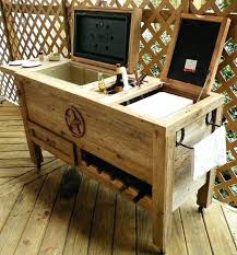 how to build an outdoor wooden bar outdoor bar station 5 building plans for patio bar