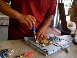 how to repair hp pavilion f1703 lcd monitor how to repair hp pavilion f1703 lcd monitor