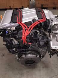 OEM VW Golf BORA PASSAT Seat 10v Long Block Engine 2.3l Vr5 Code ...