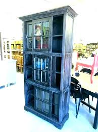 glass door bookshelves decoration bookcases sliding glass doors bookshelf with bookcase door cabinet bookshelves ikea