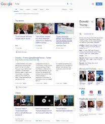 Google News Vs Donald Trump Bias In Googles Algorithms