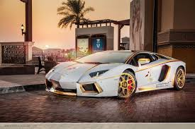Gold Wallpaper Diamond Lamborghini