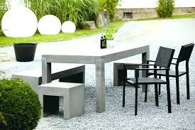 Das Beste Von Beton Tisch Garten Ideen Gartenmobel Ausziehtisch
