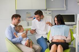Image result for family going to dentist