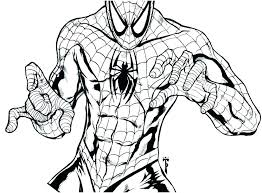 Spiderman Free Coloring Pages Essayscollegeinfo