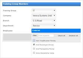 Employee Training Management Training Management Software Employee Training System