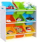 HOMFA Toy Storage Organizer (9 bins)
