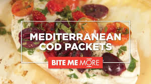 DINNER RECIPE - Easy Mediterranean Cod ...
