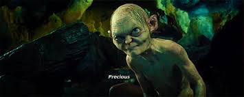 Image result for Gollum gif