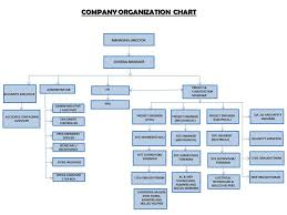 Organization Chart For Engineering Company New Centre Trading Engineering Services Doha Qatar