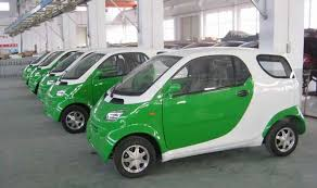 Image result for electric cars wuhan