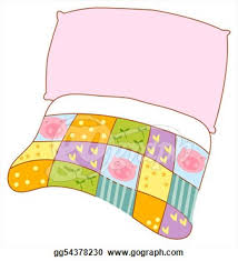 pillow clipart. bed and pillow clip art clipart