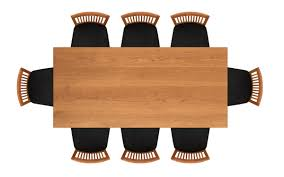 office table top view. Furniture Clipart Table Top #1 Office View