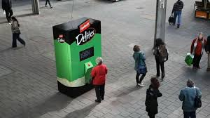 Fantastic Delites Vending Machine Stunning DeliteoMatic Vending Machine Gives Fantastic Delites For Deeds [VIDEO]