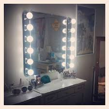 vanity mirror lighting. Simple Hollywood Vanity Mirror With Lights Lighting M