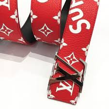 louis vuitton x supreme belt. louis vuitton x supreme leather belt louis vuitton supreme