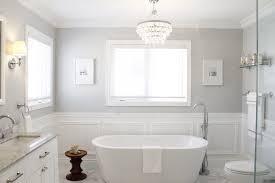 Vanity Sconces Bathroom Bathroom Color Schemes Gray White Wood Blinds Dark Wood Bathroom