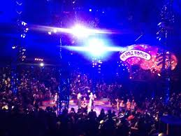Shows Finale 2 Picture Of Big Apple Circus New York City
