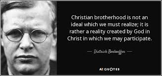 Christian Brotherhood Quotes
