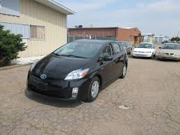 Cool Great 2010 Toyota Prius BASE II 2010 TOYOTA PRIUS BLACK/BEIGE ...