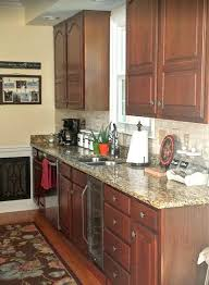 Kitchen Design Cherry Cabinets Impressive This Homeowner's 48 Year Old Kitchen Makeover Will Show You It's