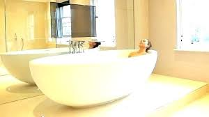 stand alone bathtubs best home and furniture wonderful freestanding freestanding tub with shower clawfoot tub shower kit menards