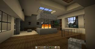 Modern House Interior Design Minecraft Modern House - Minecraft home interior