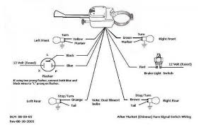 wiring diagram universal turn signal switch wiring diagram files motorcycle turn signal switch wiring diagram