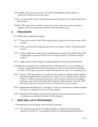 standard practice for evaluation of oxidation level of asphalt  page 43