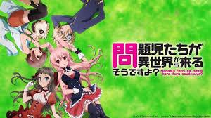 Konsep isekai , kumpulan anime isekai , anime isekai terbaik , anime isekai terbaru. 30 Daftar Anime Isekai Terbaik Tokoh Utama Masuk Dunia Lain Animenoem