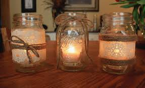 Decorating Ideas With Mason Jars New Mason Jar Decorations For A Wedding Icets 96