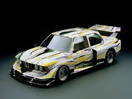 Coupe Series 320i bmw coupe : BMW Art Car 03 | Roy Lichtenstein | United States | 1977 BMW 320i ...