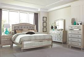 bedroom with mirrored furniture. Antique Silver Mirror Panel Bedroom With Mirrored Furniture F
