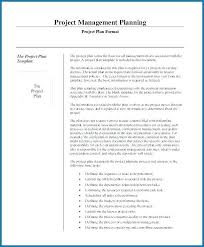 Project Planning Template Free Simple Project Management Plan Template Free Example 5997