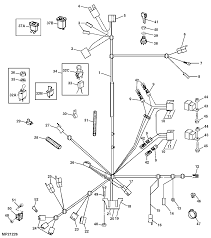 Electrical wiring tractor wiring diagram for john deere all type