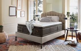 stearns and foster estate. Stearns \u0026 Foster Lux Estate Trailwood Plush Pillowtop Mattress And