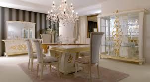 White Dining Room Furniture Elegance Gold White Dining Room Furniture Equipped Long Rectangle