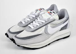 Nike X Sacai Nike X Sakai Ld Waffle Sneakers Bv0073 100 Size Us8 5 Color Summit White