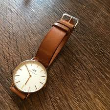 leather watch strap watch band custom made designer kohi youbi handmade leather watchbands i