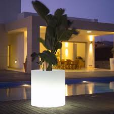 modern exterior lighting. unique inspiration modern outdoor lighting flower pots for home garden decorations exterior n